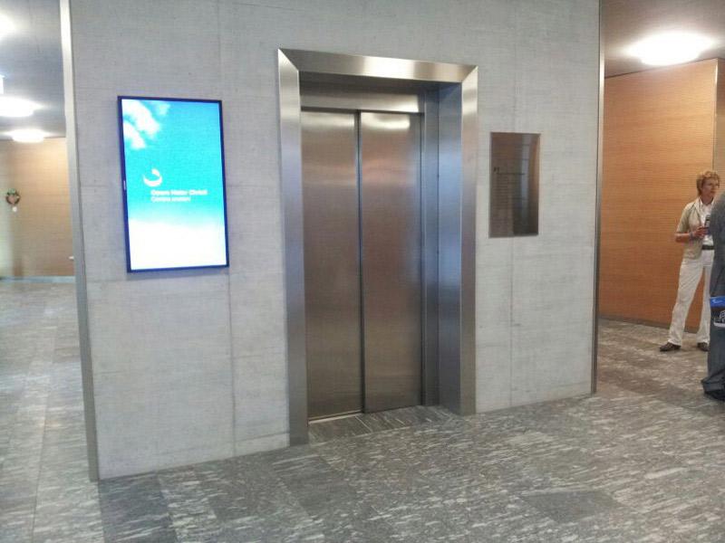 ascensore ospedale